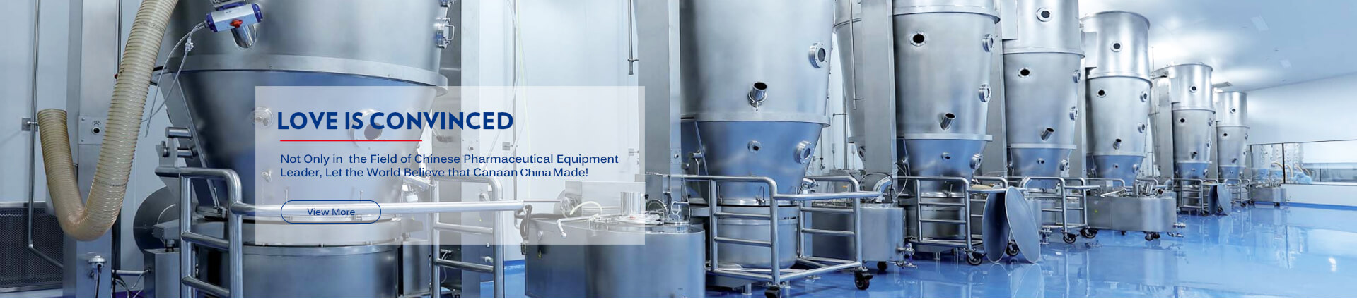 Not Only in  the Field of Chinese Pharmaceutical Equipment Leader, Let the World Believe that Canaan Chile Made!