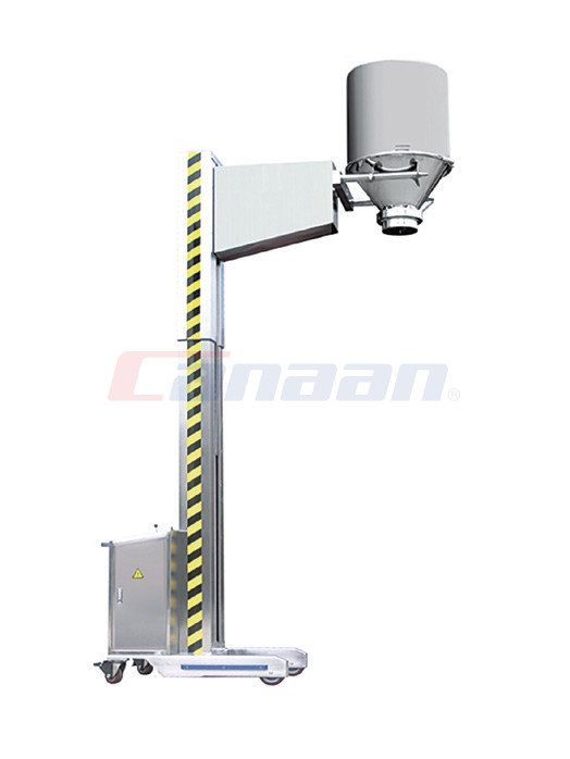 NTS Series Pharma Lifter, Telescopic and Movable