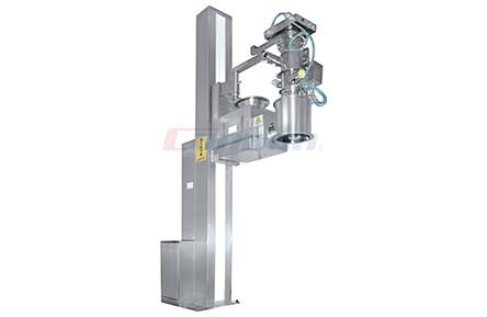 pharma vacuum mill