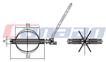 ADL Materials Distribution  Butterfly Valve