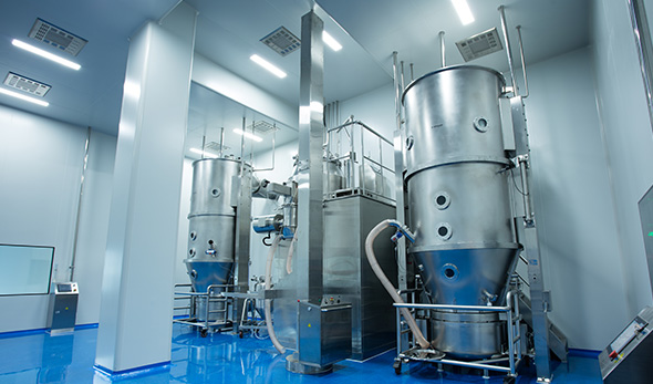 Pharmaceutical Equipment Turnkey Projects