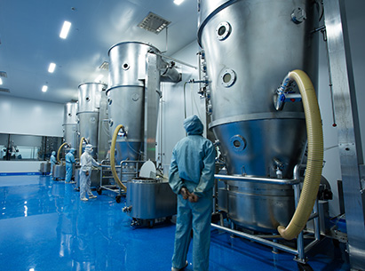 Pharmaceutical Equipment Turnkey Projects supplier