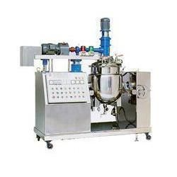 Structure and Principle of High Shear Mixer