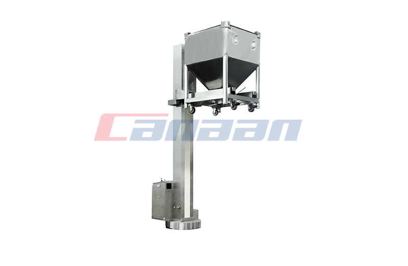 Canaan Supply NTD Pharma Lifter for Bin