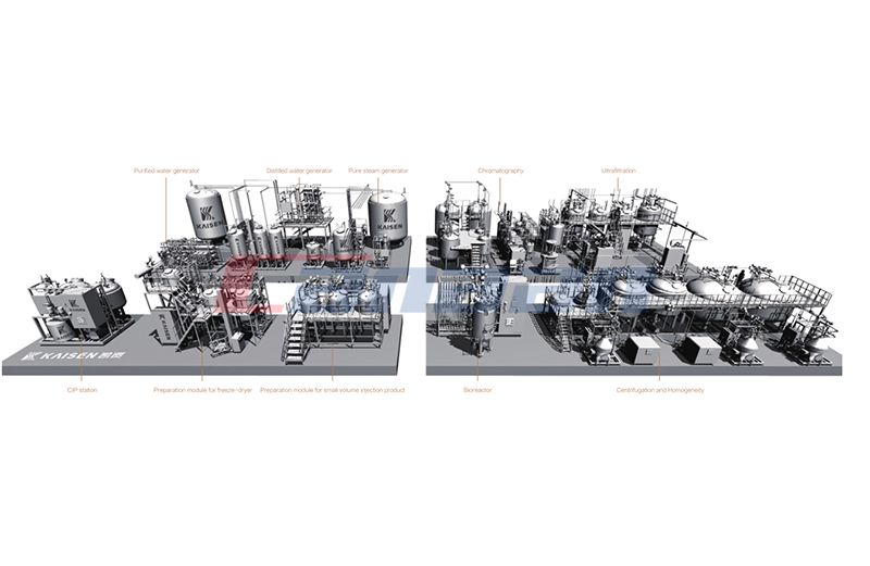 Pharmaceutical Equipment Has Strict Requirements for Pharmaceutical Water System