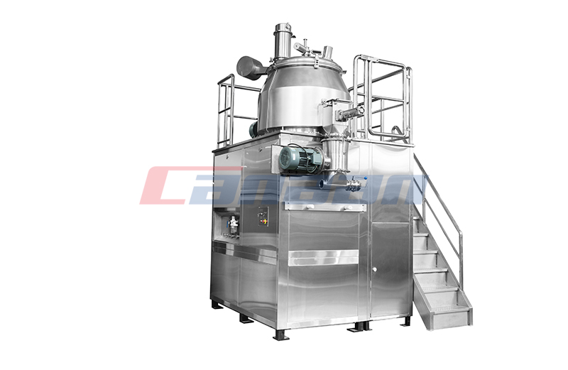 Comparison of Powder Yield of Special Chinese Medicine Extract and Fluid Bed Dryer
