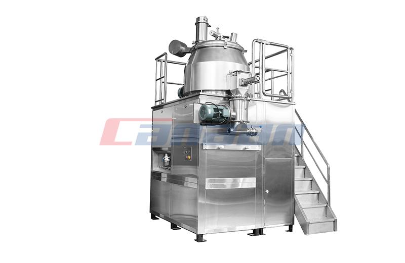 Introduction of  High Shear Mixer