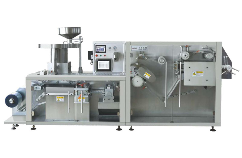 High speed roller plate packing machine