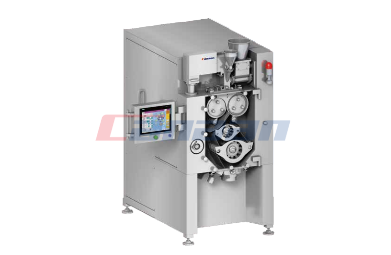The Working Principle of Pharmaceutical Roller Compactor