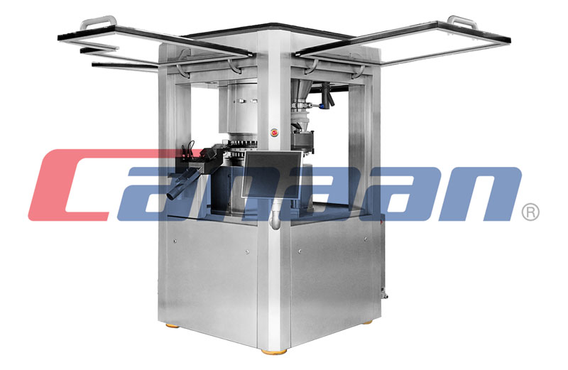 T420 Tablet press