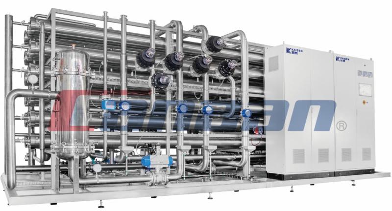 Purified water generator